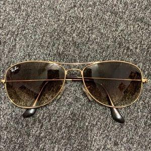 Ray Ban Cockpit Sunglasses